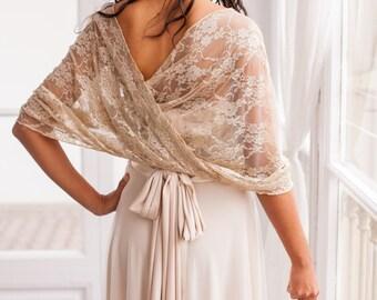 Wedding shawl, wedding lace shawl, wedding cover up, lace cover up, lace wedding shawl, lace bolero, bridal shawl, lace cover up, lace shawl