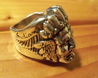 Indian Motorcycles Chief Ring