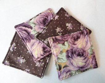 Coasters Reversible  set of 4
