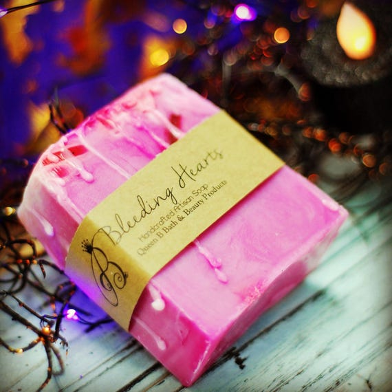 Bleeding Heart | Artisan Shea Butter Soap Bar