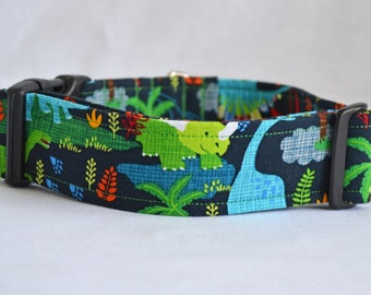 The Hank Dog Collar (Martingale or Buckle)