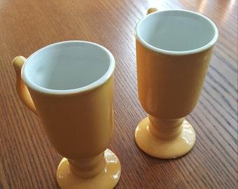 Hall Pedestal Mugs - 2