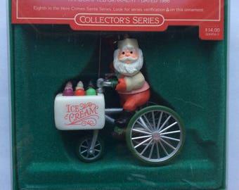 Hallmark Ornament - Kringles Koop Treats - 1986