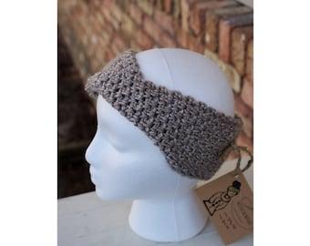 Crochet Twisted Ear Warmer, Gift for her, Winter Accessory, Ear Warmer