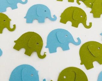 Elephant  CONFETTI / animal party / Safari confetti / Safari party / Jungle party