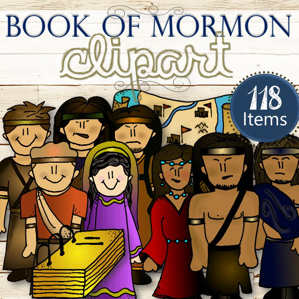 For Entire Book Of Mormon Stories INSTANT DOWNLOAD