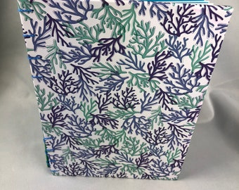 Blue Coral A5 Journal