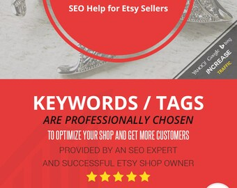 600 Brooch Keywords / Tags   Search Engine & Etsy Keywords for Brooches - Help for Etsy Sellers   PDF and Excel Spreadsheet included