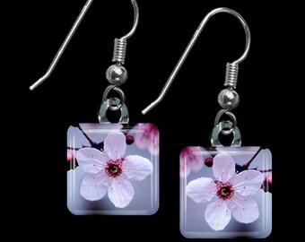 Cherry Blossom Earrings(EChBl5.2)