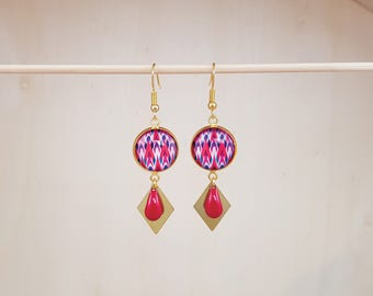 Earrings minigoutte - 96 patterns to choose from - remember to read the description!