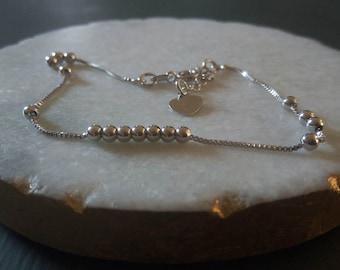 Telegraph Bracelet S925