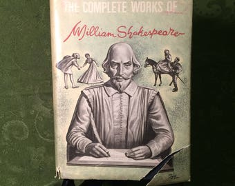 The Complete Works of William Shakespeare.