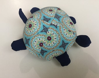 Stuffed Animal Tooth Fairy Pillows - Turtles!