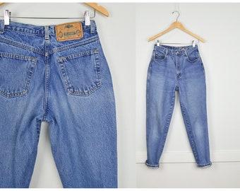 Vintage Gitano Mom Jeans, Vintage Clothing, 90s Clothing, 90s Jeans, Mom Jeans 28, Grunge Jeans, 90s clothes