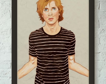 Beck - Beck Hansen Where It's At Indie Music Gig Poster
