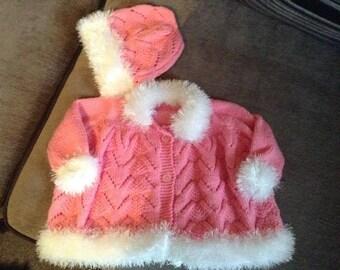 Coat and hat sets