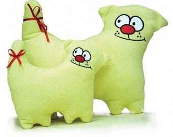 Pillow - Toy Kot bajun