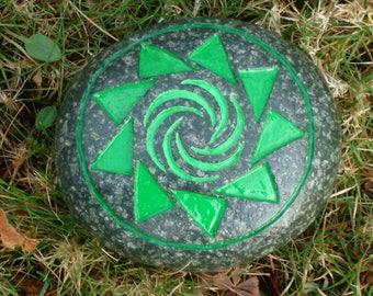 Crop Circle Stone