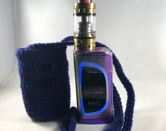 Sigelei Kaos Spectrum 230w Navy Blue Lanyard - ReadyToShip*  (Vape devices are not included)