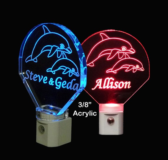 Personalized Night Lights Kids