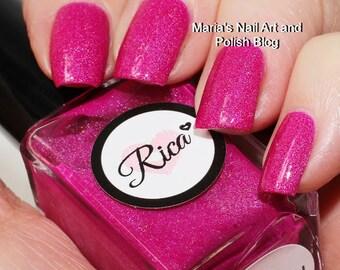 Heartbreaker (custom hand crafted nail polish)