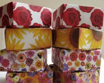 8 Origami Boxes (Masu Box)