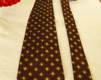 Balmain vintage 100% silk tie