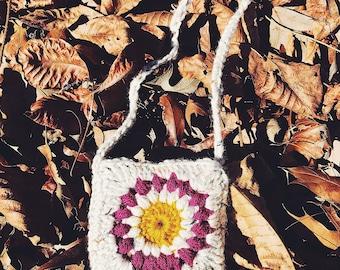Crochet Tiny Purse