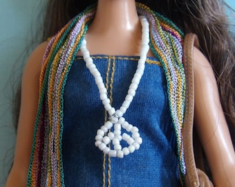 Peace Beads Necklace