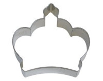 Imperial Crown 3.5'' Cookie Cutter