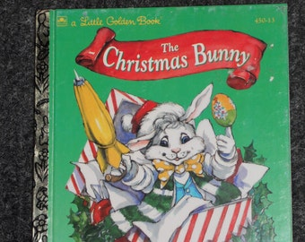 The Christmas Bunny By Arnold Rabin-1994