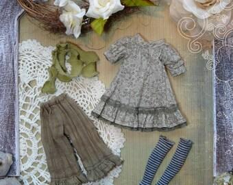Blythe outfit Pullip, dress for Blythe dress clothes, pullip dress, Pullip, Oufit for blythe Pullip