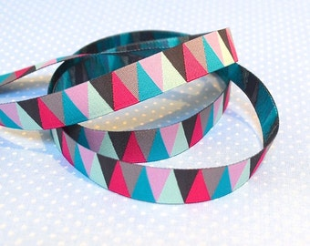 Ribbon color mix triangle spring no.. 2
