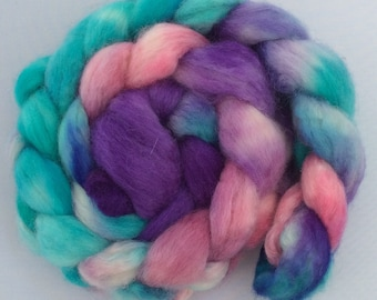 Pastel Party - handdyed BFL-top 3.5 oz