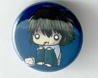 Death Note - L Button