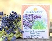 Lavender Lemongrass Casti...