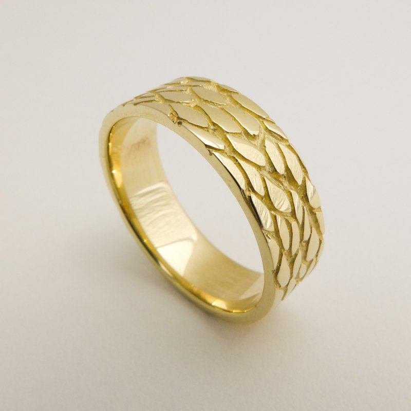entwined wedding ring gold in front double rings britain platinum yellowgold made and yellow snake