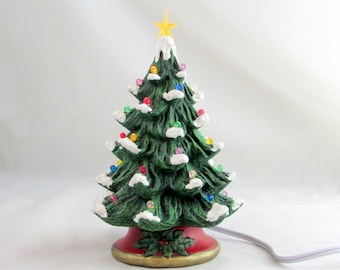 Light Kit Wiring for small Ceramic Christmas Tree or lamp