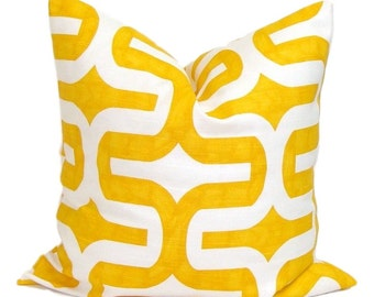 PILLOW COVER SALE. Yellow Pillow Cover, Yellow Pillows, Yellow Pillow Cover, Decorative Pillow, Yellow Throw Pillow, Yellow Cushion, Sale