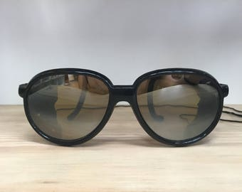 Vintage sunglasses with shields all weather sports