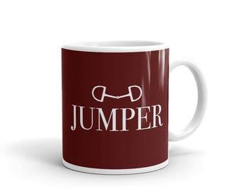 Jumper  Mug Red/Burgundy