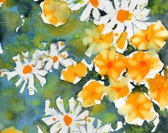 Fresh Pick No.176, limited edition of 50 fine art giclee print from my original watercolor