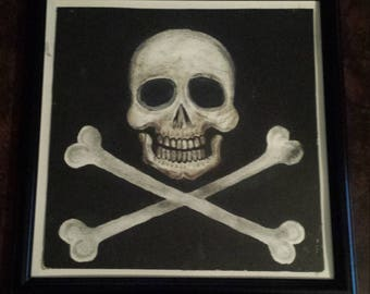 Jolly Roger Painting