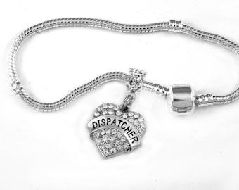 Dispatcher European Bracelet Dispatcher charm bracelet Dispatcher JewelryBest jewerly gift