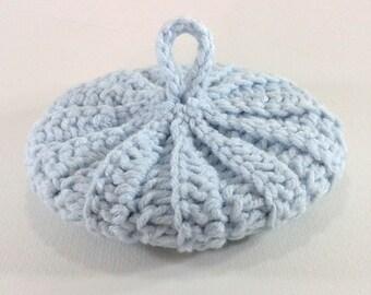 Cotton/acrylic 10 cm sky Tawashi