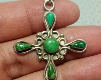 Sterling Silver .925 Cross Pendant
