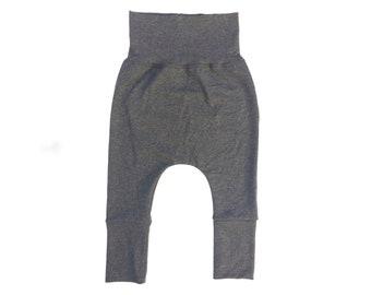 organic baby harem pants (made to order). bamboo/ organic cotton