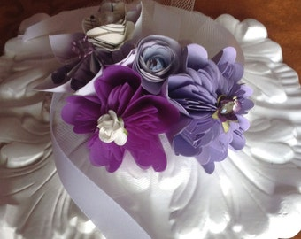 Origami  Corsage Pin-on or Tie-on for Special Events