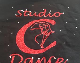 Dance studio hoodie