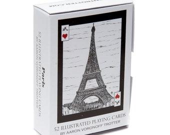 Paris Playing Cards